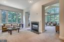 Main Lvl Owner's Suite Sitting Room - 2539 DONNS WAY, OAKTON