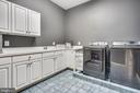 Fully Appointed Laundry on Upper Level - 2539 DONNS WAY, OAKTON