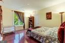 Another lovely lower level bedroom - 1342 POTOMAC SCHOOL RD, MCLEAN