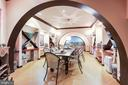 The amazing wine room added 2017 - 1342 POTOMAC SCHOOL RD, MCLEAN