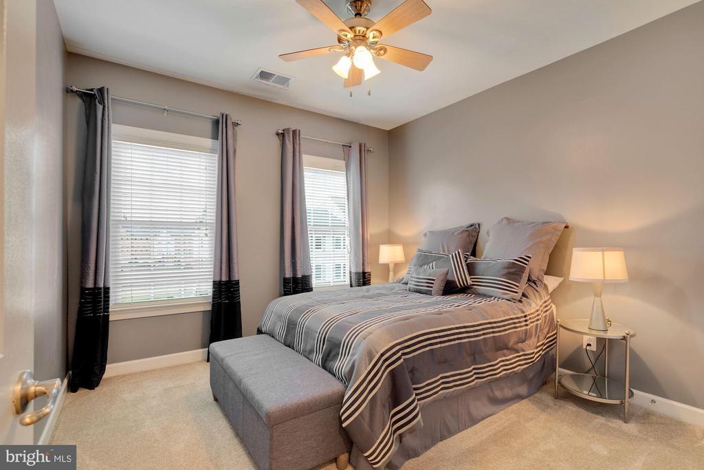 Bedroom #3 on Upper level - 21260 PARK GROVE TER, ASHBURN