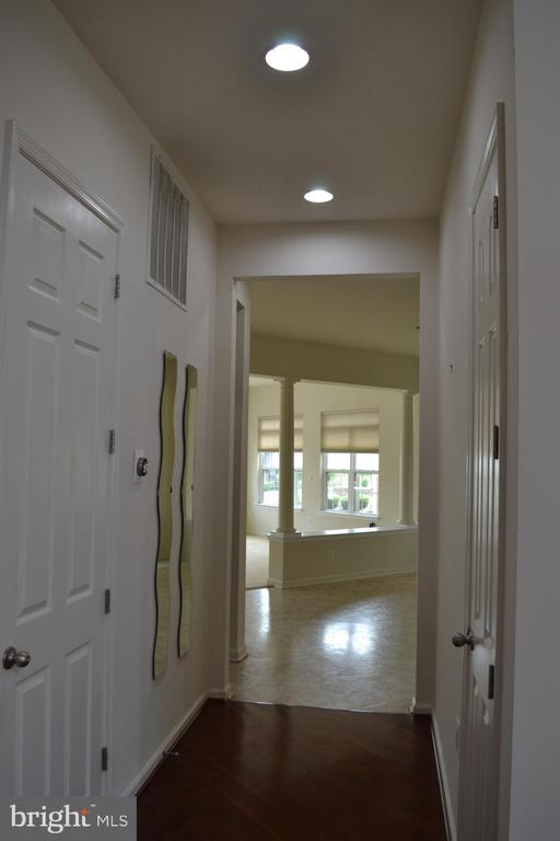 leading to Family room - 24104 STONE SPRINGS BLVD, STERLING