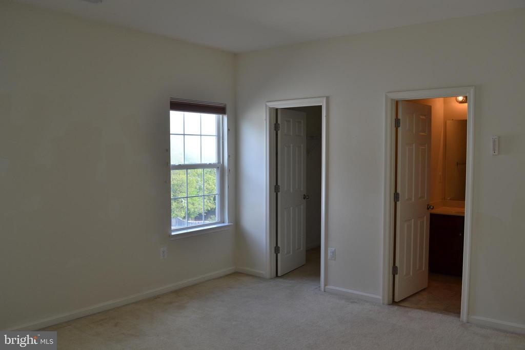 Guest bed room with attach Bath - 24104 STONE SPRINGS BLVD, STERLING
