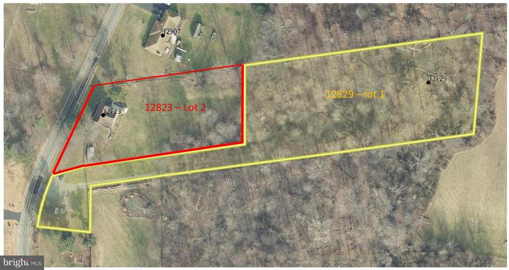 Family compound possibility. Refer to plat - 12823 BRICE RD, THURMONT