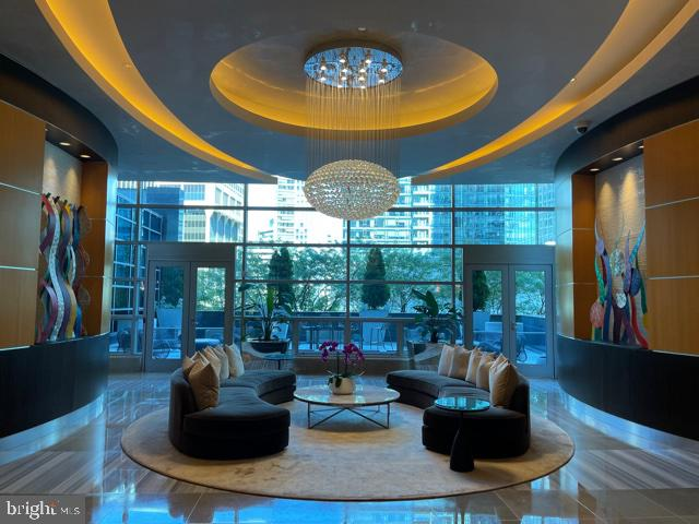 Grand 2-Story Lobby - 1881 N NASH ST #307, ARLINGTON
