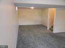Finished basement - 939 WAYNE DR, WINCHESTER