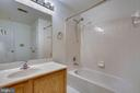 Primary Bath - 1597 LEEDS CASTLE DR #101, VIENNA