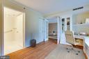 SECONDARY BEDROOM W/ FULL BATH - 19385 CYPRESS RIDGE TER #102, LEESBURG