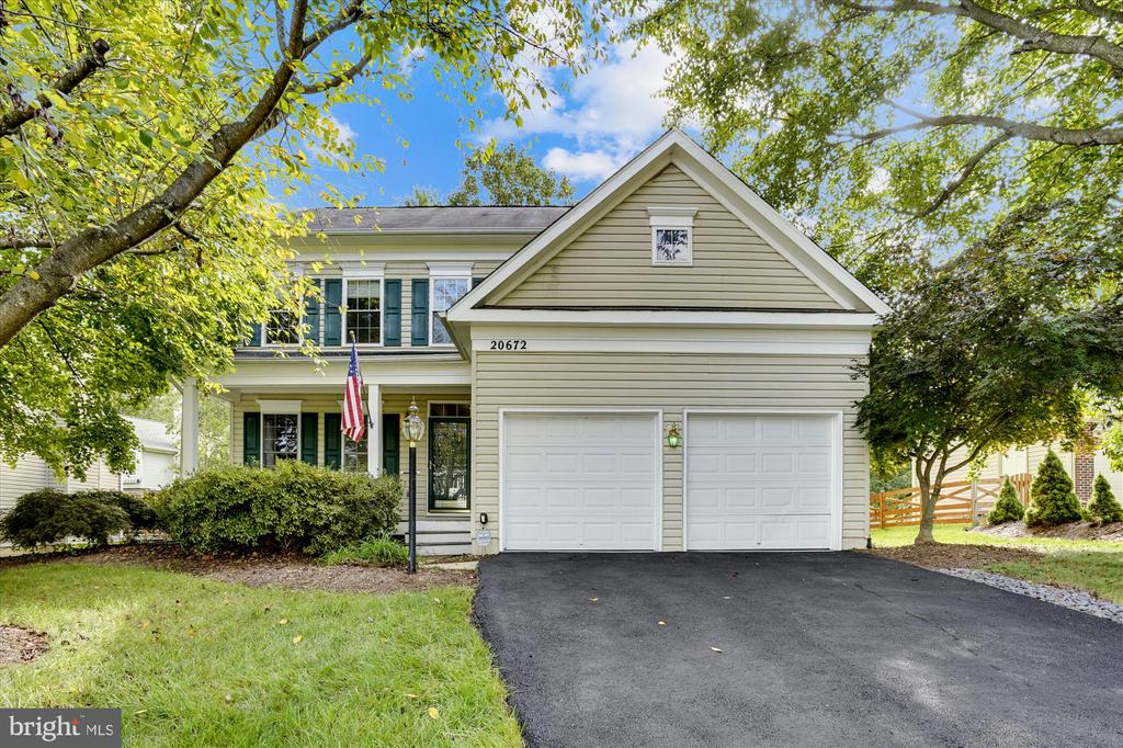 WELL MAINTAINED SFH IN EXCELLENT COMMUTER LOCATION - 20672 PARKSIDE CIR, STERLING