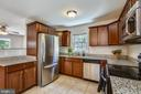 Gorgeous Kitchen with Granite Counters - 6508 HAYSTACK RD, ALEXANDRIA
