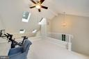 space for media,  hobbies, and Pelotoning - 4427 7TH ST N, ARLINGTON