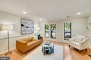 multiple windows and recessed lighting - 4427 7TH ST N, ARLINGTON