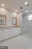 Walk-in huge shower in the primary bathroom. - 42758 AUTUMN DAY TERRACE, ASHBURN