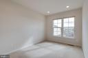 Large 3rd bedroom in the upper level. - 42758 AUTUMN DAY TERRACE, ASHBURN