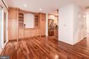 Family Room - 1607 PARK OVERLOOK DR, RESTON