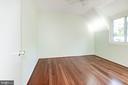 Bedroom #3 - 1607 PARK OVERLOOK DR, RESTON