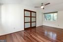 Bedroom #2 - 1607 PARK OVERLOOK DR, RESTON