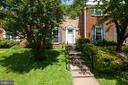 Beautiful Brick-front Colonial Townhome - 9453 CLOVERDALE CT, BURKE