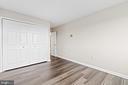 2nd bedroom with closet. - 2500 N VAN DORN #1128, ALEXANDRIA