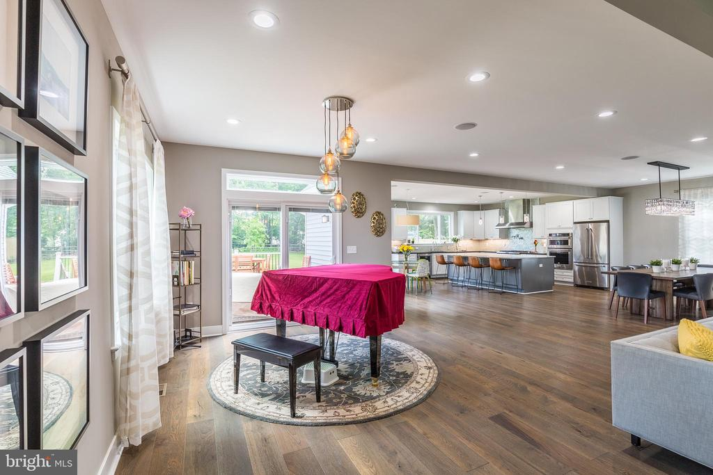 Entertain in this beautiful new home to be built - 3501 QUEEN ANNE DR, FAIRFAX
