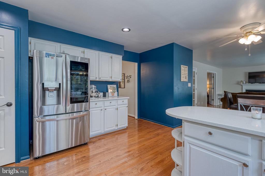 New refrigerator 2020 - 132 NORTHAMPTON BLVD, STAFFORD