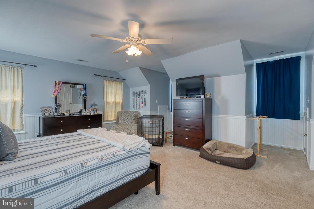 Primary bedroom - 132 NORTHAMPTON BLVD, STAFFORD