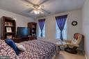 Bedroom #2 - 132 NORTHAMPTON BLVD, STAFFORD