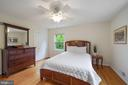2nd Bedroom with Double Exposure - 5312 CARLTON ST, BETHESDA