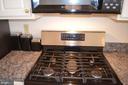 Gas cooking! - 4900 EDGEWARE TER, FREDERICK