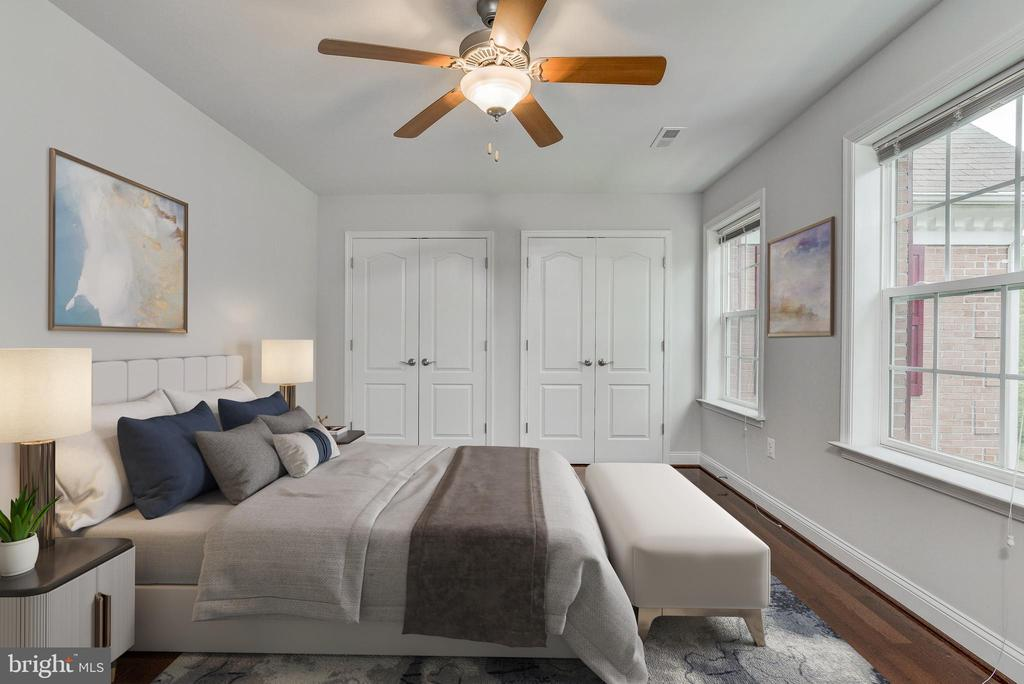 Fourth Bedroom - 4018 TRAVIS PKWY, ANNANDALE