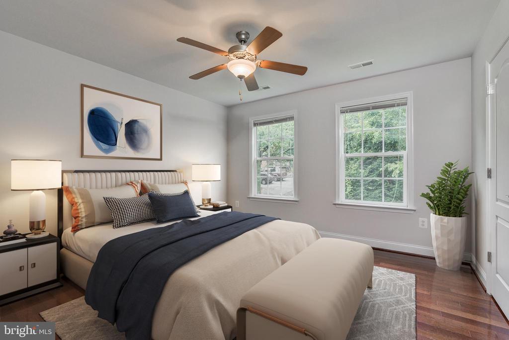 Sixth Bedroom - 4018 TRAVIS PKWY, ANNANDALE