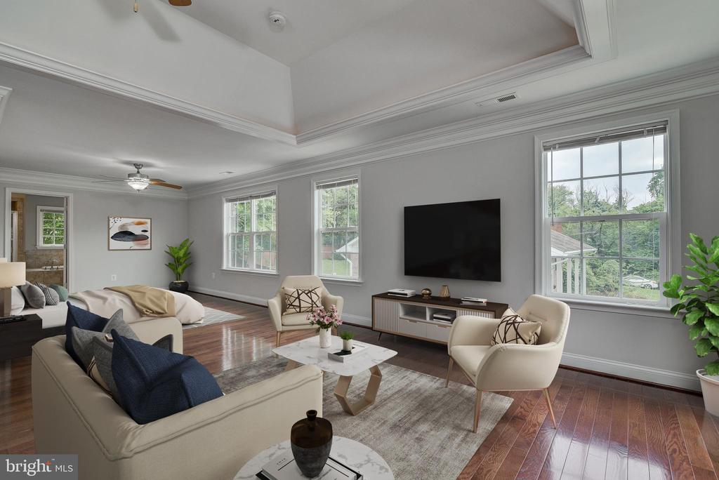 Primary Suite - 4018 TRAVIS PKWY, ANNANDALE