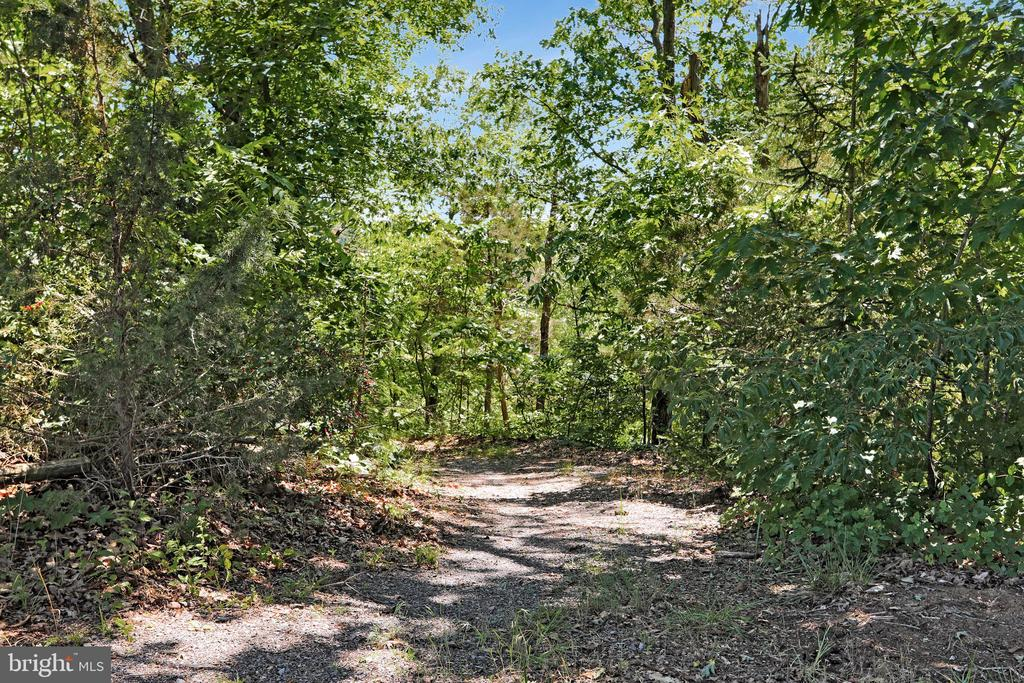 Trails throughout property - 5201 RELIANCE, MIDDLETOWN