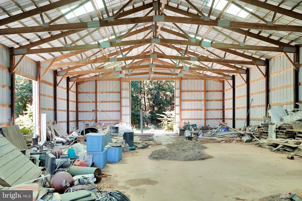 Ever man's dream! Machine shed!! concrete floors - 5201 RELIANCE, MIDDLETOWN