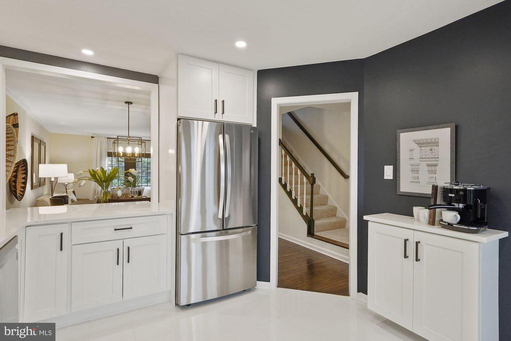 Your coffee station cabinet - 4110 WASHINGTON BLVD, ARLINGTON
