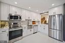 Recessed lights, modern design - 4110 WASHINGTON BLVD, ARLINGTON