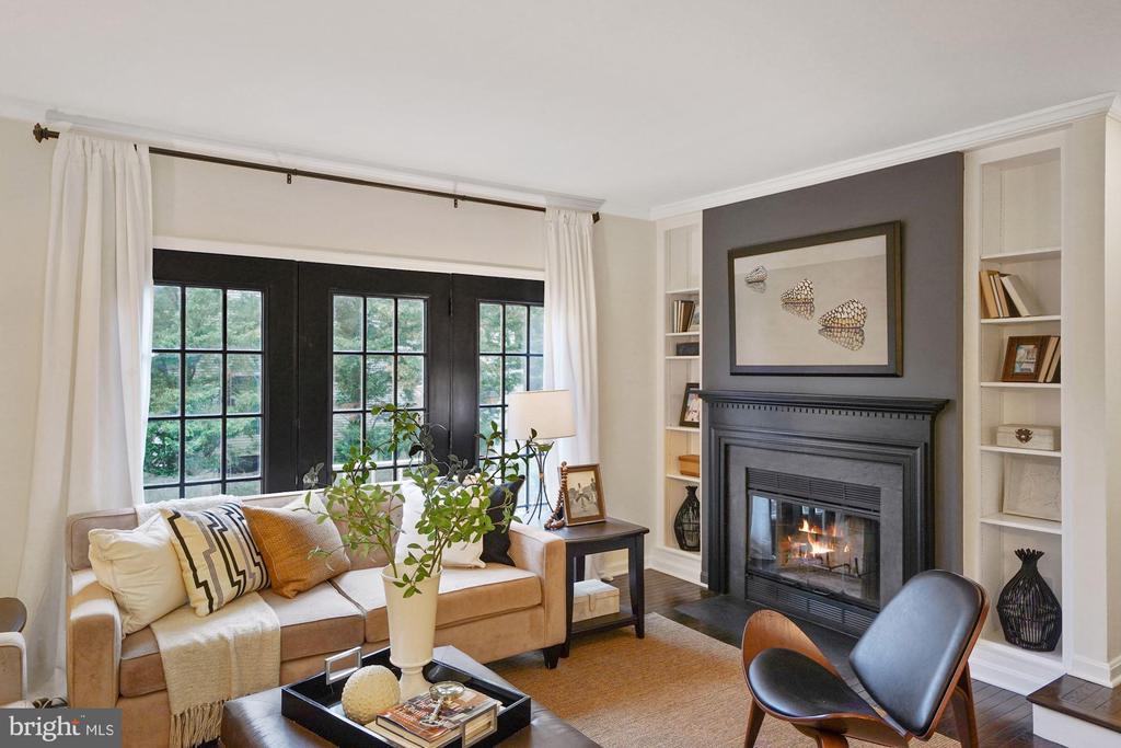 Imagine relaxing here - 4110 WASHINGTON BLVD, ARLINGTON