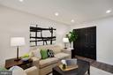 Fresh paint, new floors - 4110 WASHINGTON BLVD, ARLINGTON