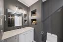 2nd bath - completely remodeled - 4110 WASHINGTON BLVD, ARLINGTON