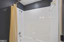 2nd bath tub and shower - 4110 WASHINGTON BLVD, ARLINGTON