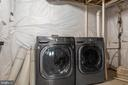Lrg washer/dryer space - 612 BURBERRY TER SE, LEESBURG