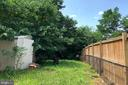 Deep lot w/potential to expand home in back - 4639 A ST SE, WASHINGTON
