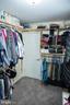 Master Closet - 12300 PLANTATION DR, SPOTSYLVANIA