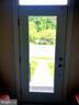Light filled Foyer-  serene views of green space - 12012 N SHORE DR, RESTON