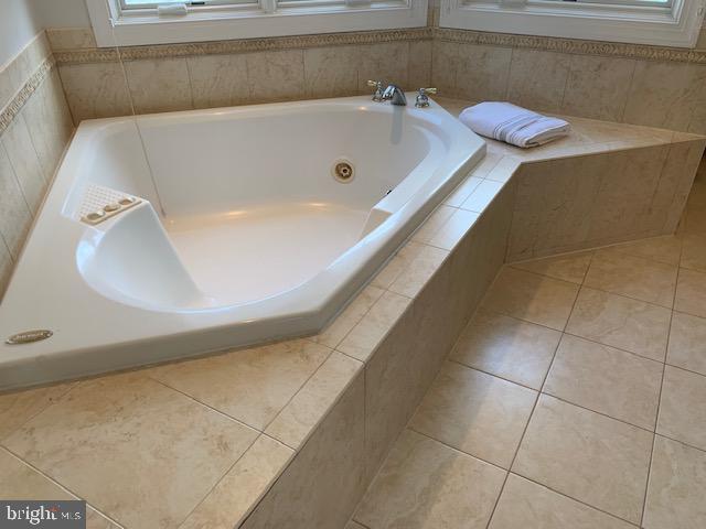 Soaking tub in Master - 43512 STARGELL TER, LEESBURG