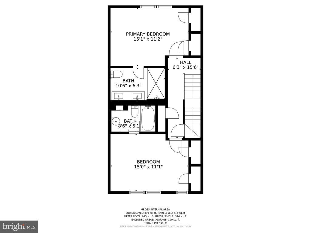 3rd floor - 4110 WASHINGTON BLVD, ARLINGTON