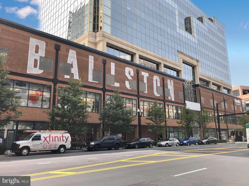 Ballston is the most hip neighborhood in town - 4110 WASHINGTON BLVD, ARLINGTON