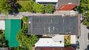 overview house, garden, garage - 100 E 2ND ST, FREDERICK