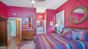 �view to double walk-in closets and spa bath - 100 E 2ND ST, FREDERICK