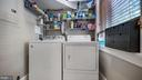 pantry/laundry room off kitchen - 100 E 2ND ST, FREDERICK